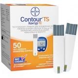 Тест-полоски CONTOUR TS Bayer 50 шт.