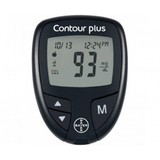 Глюкометр CONTOUR® PLUS + 25 тест полосок