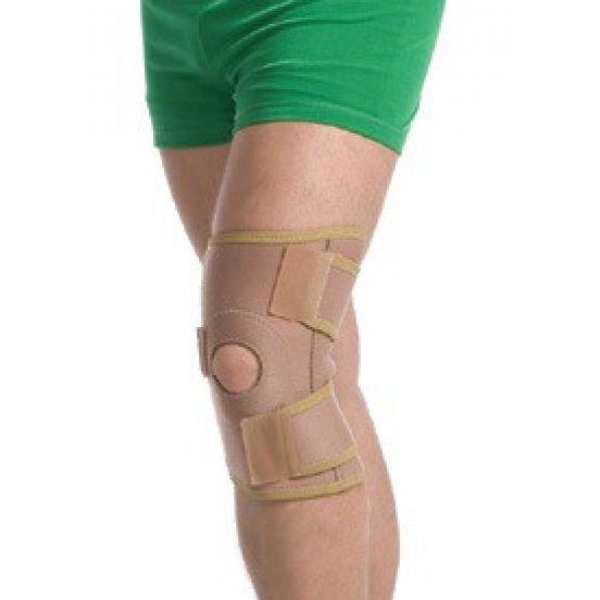 Бандаж на коленный сустав разъемный Medtextile 6058