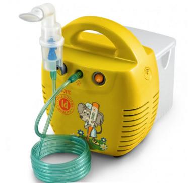 Ингалятор компрессорный (небулайзер) LD-211C Little Doctor Yellow