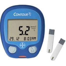 Глюкометр Bayer Contour TS