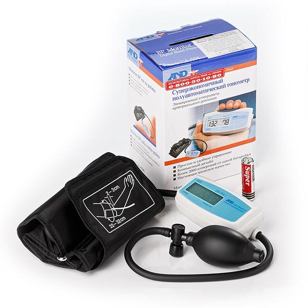 Тонометр A&D Medical UA-604