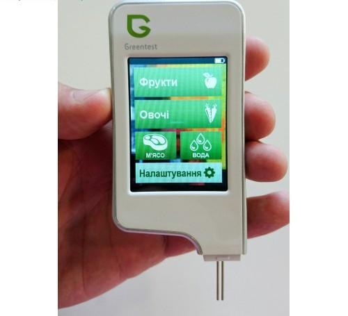 GreenTest ECO 3. Нитрат-Тестер и Измеритель жесткости воды